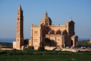 The Church Of Ta'Pinu