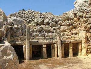 Ancient Ggantja Temples