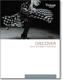 Discover Spain, the Balearics and Portugal