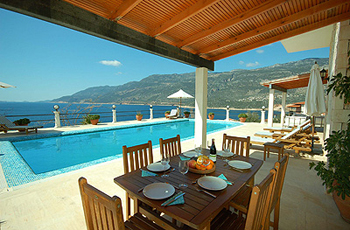Juniper - A luxury villa in Lycia with an incredible view