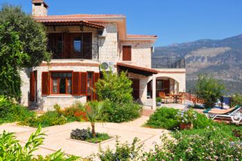 Milas - luxury villa on the Lycian coastline