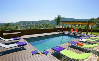 Luxury villa in Catalonia