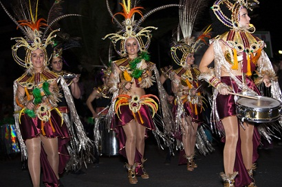 Arrecife carnival 2013