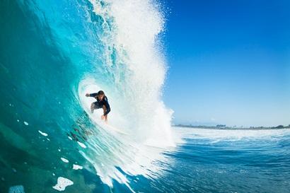 Tarifa Surfing