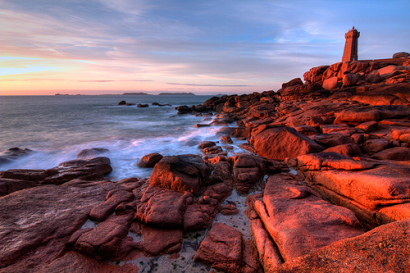 Where To Visit In Brittany In August Winter Cote De