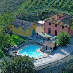 Casale Tavernuzze: Immerse yourself in typical Tuscany!
