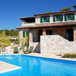 Villa Lathyrus: Characterful accommodation in one of Istria's most sought-after spots