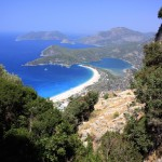 Discover the beauty of the Lycian coast along the Lycian Way
