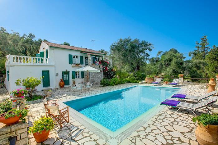 Villa Maritsa: A beautiful country cottage on Paxos