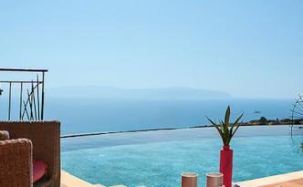 Arethusa Villa in Kefalonia's amazing view!
