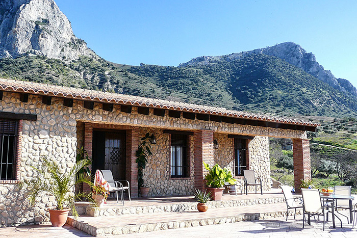 Casa Irene: The pretty, traditional villa in the heart of inland Andalusia countryside