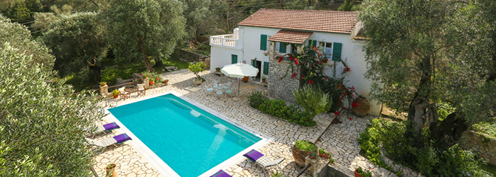 Villa Maritsa: A beautiful country cottage on Paxos