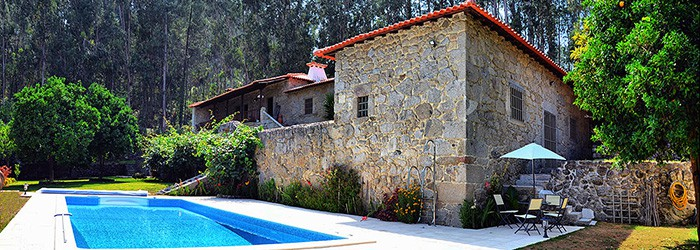 Quinta da Lua: A beautiful traditional country home in Northern Portugal