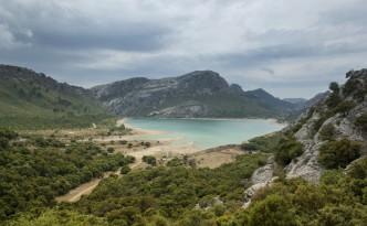 Serra de Tramuntana on Mallorca