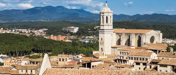 Girona in Catalonia