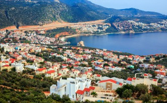 Resort town of Kalkan