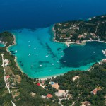 Exploring the beautiful island of Paxos