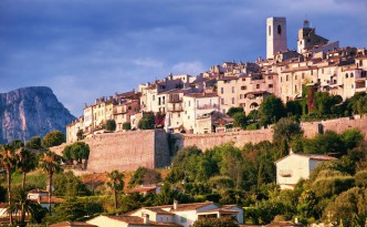 Saint-Paul de Vence in France
