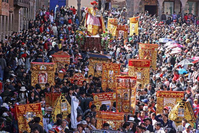 Virgin del Carmen Festival