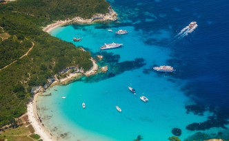 Birdseye view of Paxos