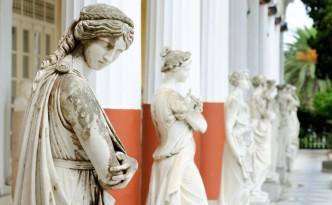 Art on Corfu
