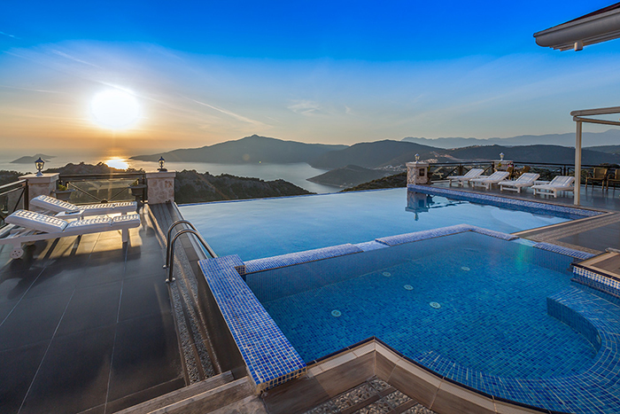 Aria: A simply splendid villa on the Lycian Coast