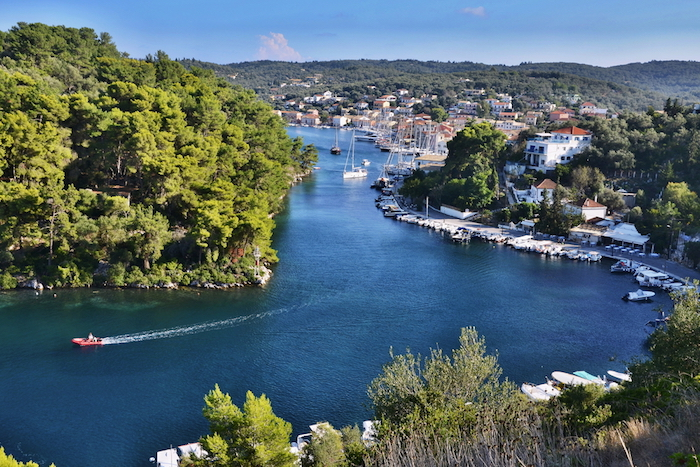 Greek Island of Paxos
