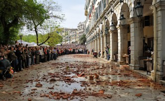 Corfu at Easter