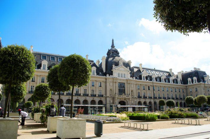 Place de la Republique - Rennes