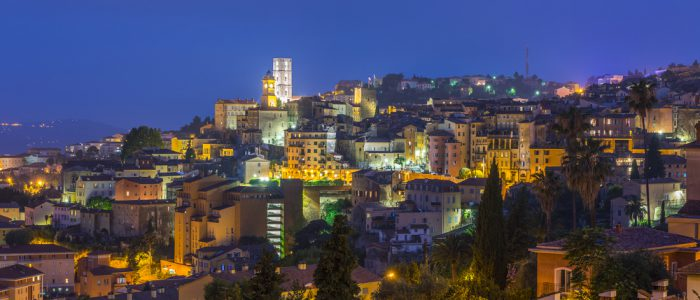 Grasse old town
