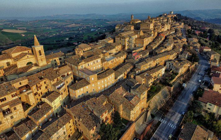 Treia, Macerata, Marche Italy