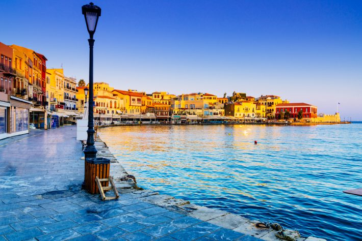why the village of vamos makes an authentic holiday on crete