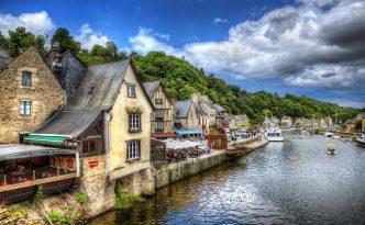Dinan, Brittany