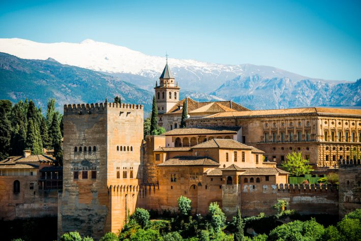 what makes granada s alhambra palace so magical vintage travel blog
