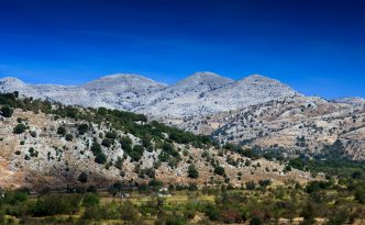 Crete, mountains