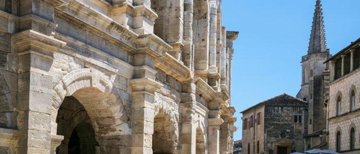 Roman ampitheatre, Arles