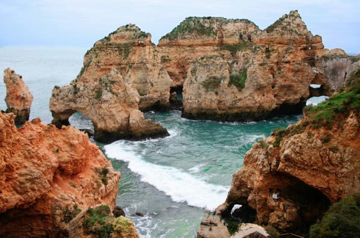 Algarve in winter