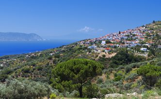 Glossa, Skopelos
