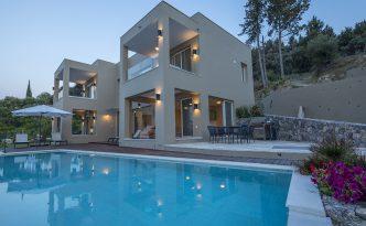 Verde Azur Villa, Corfu