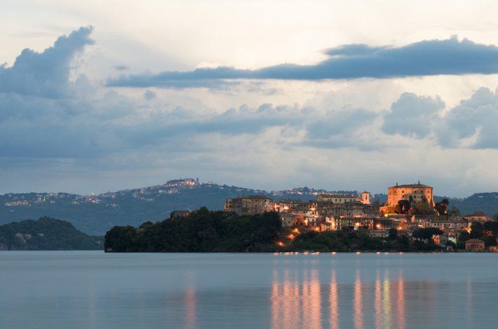 Lake Bolsena, Lazio