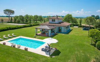 Casa Leopolda, Fratta, Cortona