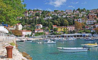 Rabac, Croatia