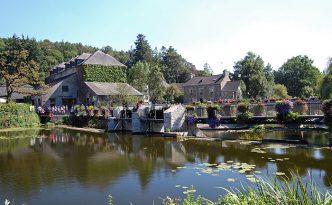 La Gacilly, Brittany