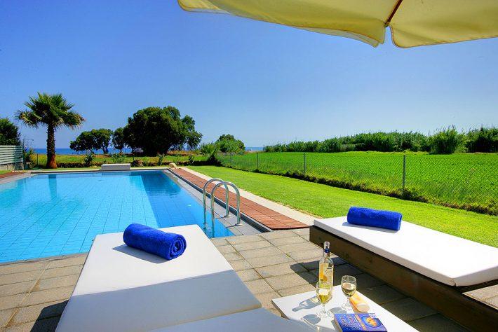 Blue Sea villa, Crete