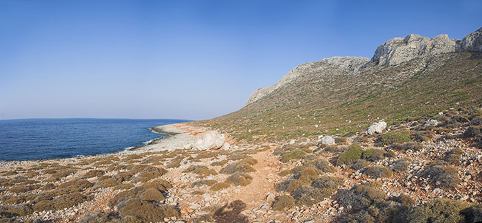 View of Stavros