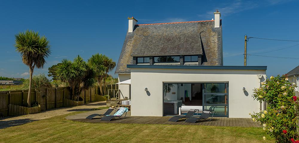 Villa Brise, Brittany