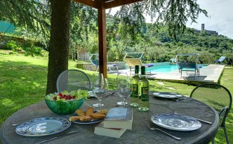 Casale Fonteluccia, Eastern Tuscany