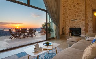 Tantalise your Turkish senses by staying at Manzara: A marvellous villa with magnificent views