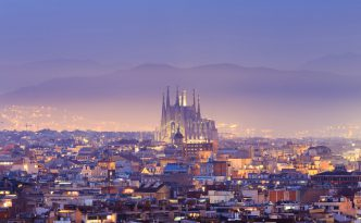Barcelona Easter