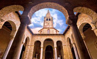 What you can expect when visiting Porec's grandiose Euphrasian Basilica